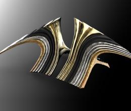 3D terv renderelt 3