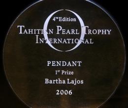 Tahiti verseny nemztk. I díj