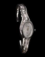 fehérarany óra karkötő