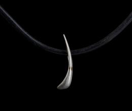 robusztus ffi. ezüst medál